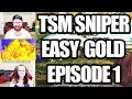 TSM SNIPER EASY GOLD NEW SERIES! Ep. 1 - 7.2 WoW Gold Farming Guide (Legion 2017)