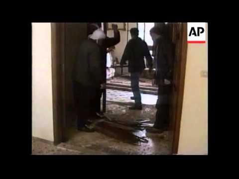 LEBANON/ISRAEL: 6 PEOPLE DI IN HEZBOLLAH ATTACKS