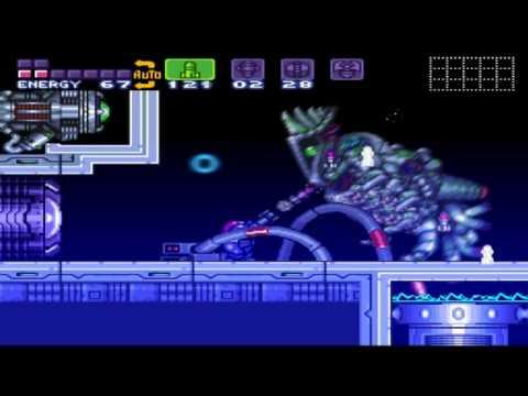 [Spoil] Metroid Super Zero Mission Episode #17 : The end ?