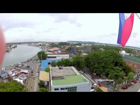 [HD] Overlooking Iloilo City - June 12, 2013 (Philippine Independence Day)