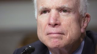 Shock: Senator John McCain Resting Comfortably After Being Diagnosed With Rare Incurable Brain Tumor