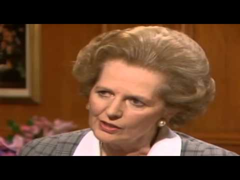 Margaret Thatcher's 1987 election interview with Sir Robin Day