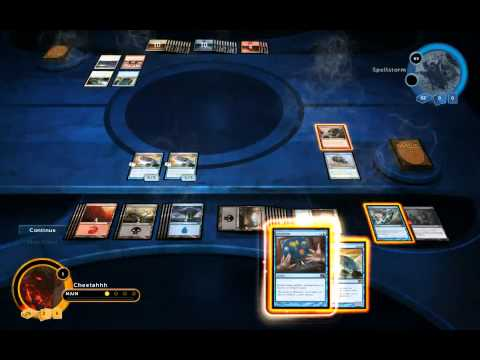 Game | Magic 2014 Expansion Challenge Solutions 5 SpellStorm | Magic 2014 Expansion Challenge Solutions 5 SpellStorm