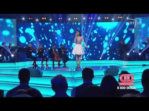 """LRT projektas """"Dainų daina"""": A. Borisevičius """"Lašeliai"""" (Karina Krysko - Skambinė) HD"""