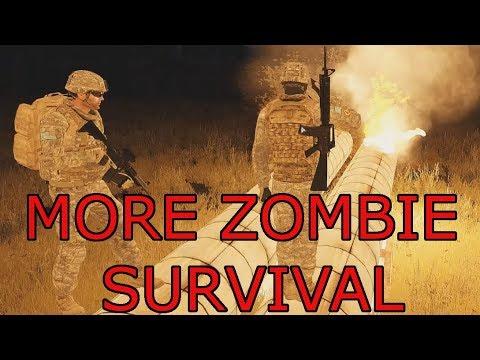 Round 2: Zombie Survival in Chernobyl (Arma 3 Zeus POV)