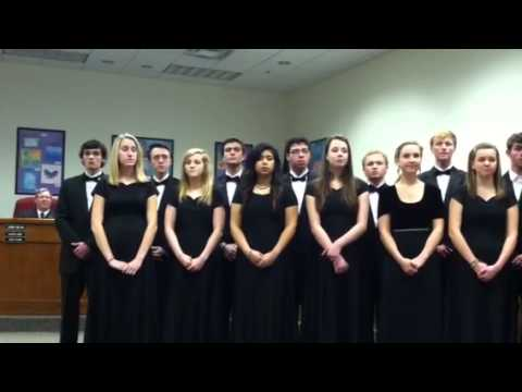 Riverbend High School's Bel Canto