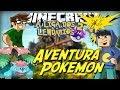 Minecraft: Liga dos Lendarios 2 - Aventura Pokemon! [1]