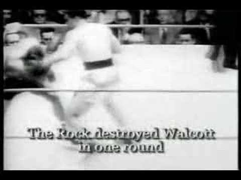 Rocky Marciano Video Tribute