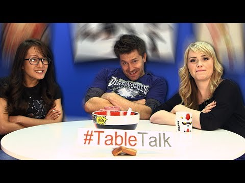 Investigate #TableTalk with the Fart Detectives