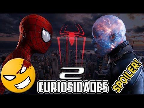 Curiosidades y errores en el Sorprendente Hombre Araña 2 (Contiene Spoilers)