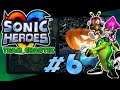 Let's Play Sonic Heroes [Team Chaotix] #6: Hang Castle/Mystic Mansion