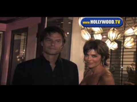 lisa renna hairstyle. Harry Hamlin and Lisa Rinna At Villa. Mar 1, 2008 5:11 AM. Harry Hamlin and Lisa Rinna At Villa in West Hollywood.03-01-08.
