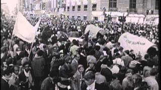 Social Confrontation: The Battle of Michigan Ave (1968, Film Group)