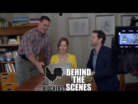 'Blockers' Behind The Scenes