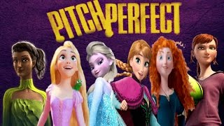 Non/Disney-Pitch Perfect Trailer