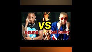 Lo mejor de bad bunny ft ozuna   Parodia te bote remix, dura daddy yankee, el farsante