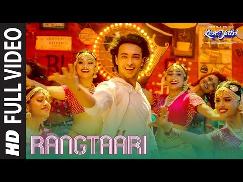 Rangtaari Full Video | Loveyatri | Aayush Sharma | Warina Hussain |Yo Yo Honey Singh |Tanishk Bagchi