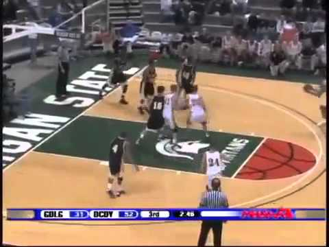Michigan Wolverines | Jon Horford HS Highlights