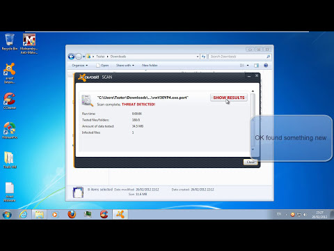 Avast Internet Security 7 Test