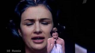 Клип Настя Приходько - Мамо (Евровидение 0009)