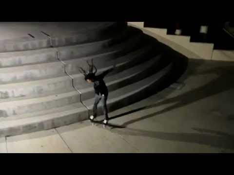 GNARLY! Nyjah Huston & Rodrigo Leal