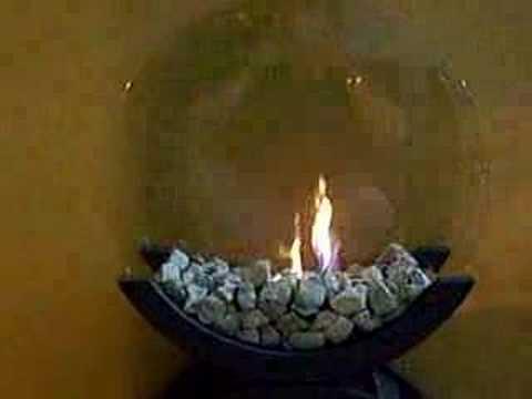 Chimenea bioalcohol eva4 gasfires es youtube - Chimeneas de bioalcohol ...