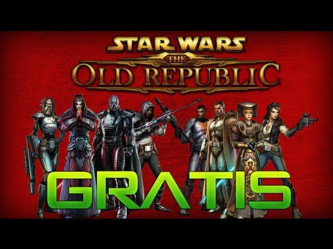 Jogos Gratuitos-Star Wars Old Republic [Analise/Review]