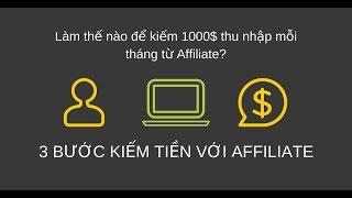 3 bước kiếm tiền với Unica thu nhập 1000$ mỗi tháng