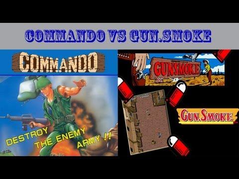 Arcade Games Commando vs Gun