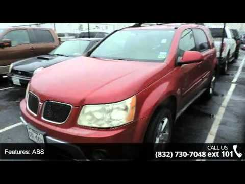 Mac Haik Ford Houston Tx >> 2006 Pontiac Torrent FWD - Mac Haik Ford - Houston, TX ...