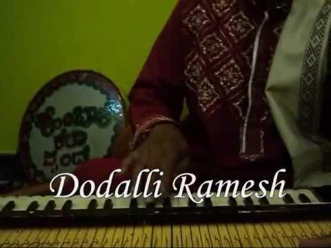 Kannada Folk Song - Maleya Mahadeva(latest tune)  by Dodalli Ramesh