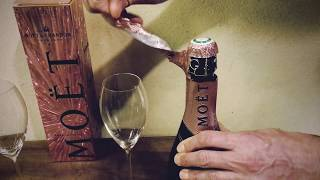 How Good is Moët & Chandon Imperial Rosé Champagne?