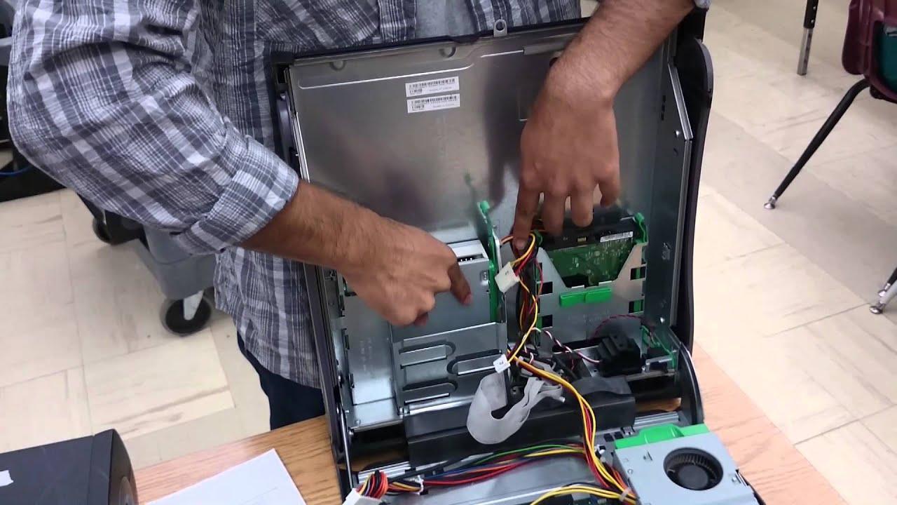 когда на компьютере ламаетса жоски че поевляетса на экране монитора