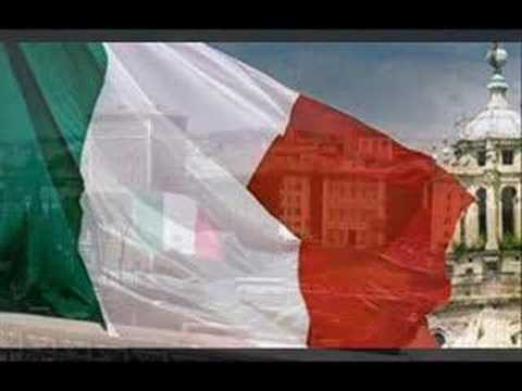 FRATELLI D'ITALIA - National Anthem of Italy (complete)