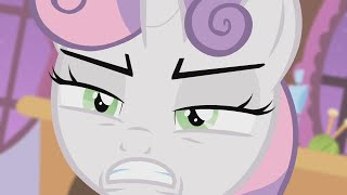 (Pony Grumps) Sweetie Belle is NOT Batmare!
