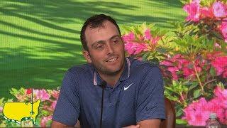 Francesco Molinari  Second Round Interview