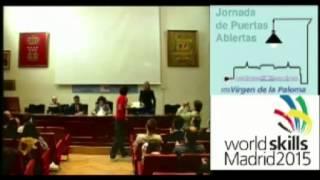 SpainSkills Madrid 2015