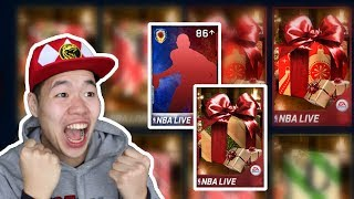 Massive Present & Pack Opening Ballers Journey Ep. 10 - Best Pack Luck So far