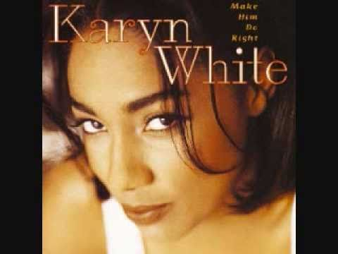 Karyn White - I'd Rather Be Alone