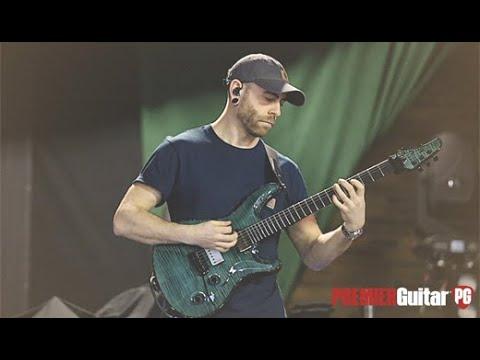 Aaron Marshall (Intervals) - Premier Guitarが機材インタビュー動画32分を公開 thm Music info Clip