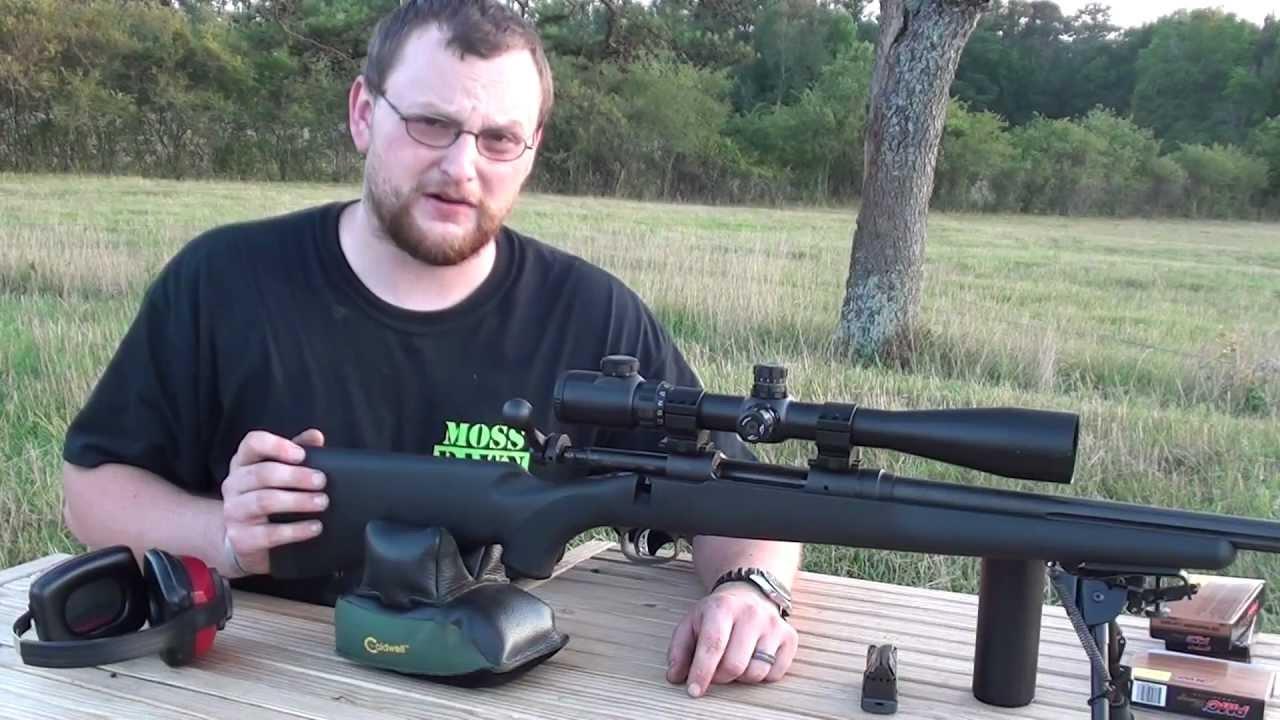 Savage Model 10 Precision