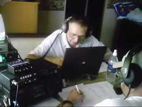 Huntsville Amateur Radio Club Field Day 2008
