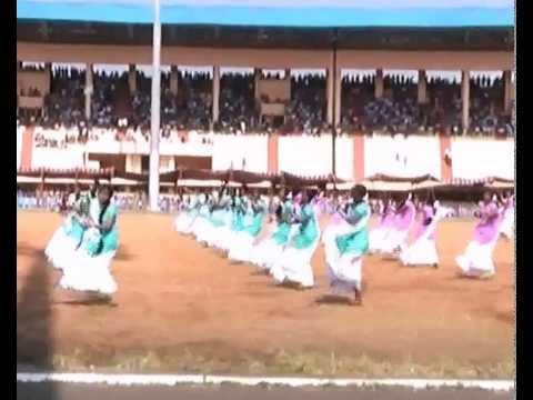 Republic Day Pondicherry 2014