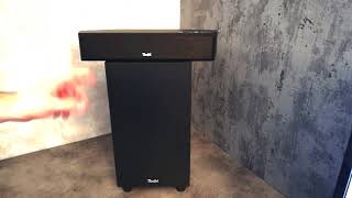Teufel Cinebar One+ Unboxing / Review [GERMAN]