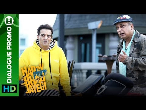 When Bagga and Afridi met Fa! | Happy Phirr Bhag Jayegi | Dialogue Promo
