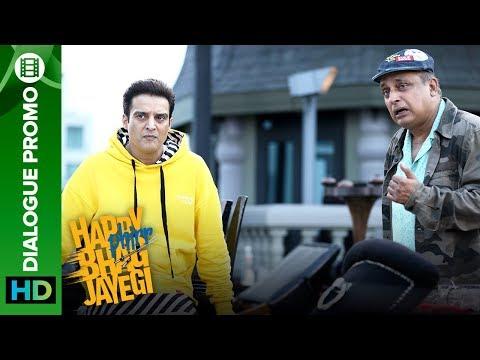 When Bagga and Afridi met Fa! | Happy Phirr Bhag Jayegi | Dialogue Promo