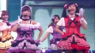 μ's ミューズ ラブライブ! KiRa-KiRa Sensation! 僕らは今のなかで 2015.10.11 松村沙友理  乃木坂46