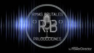 Base rap uso libre ( estilo reggae ) RB° Rimas Brutales° producciones