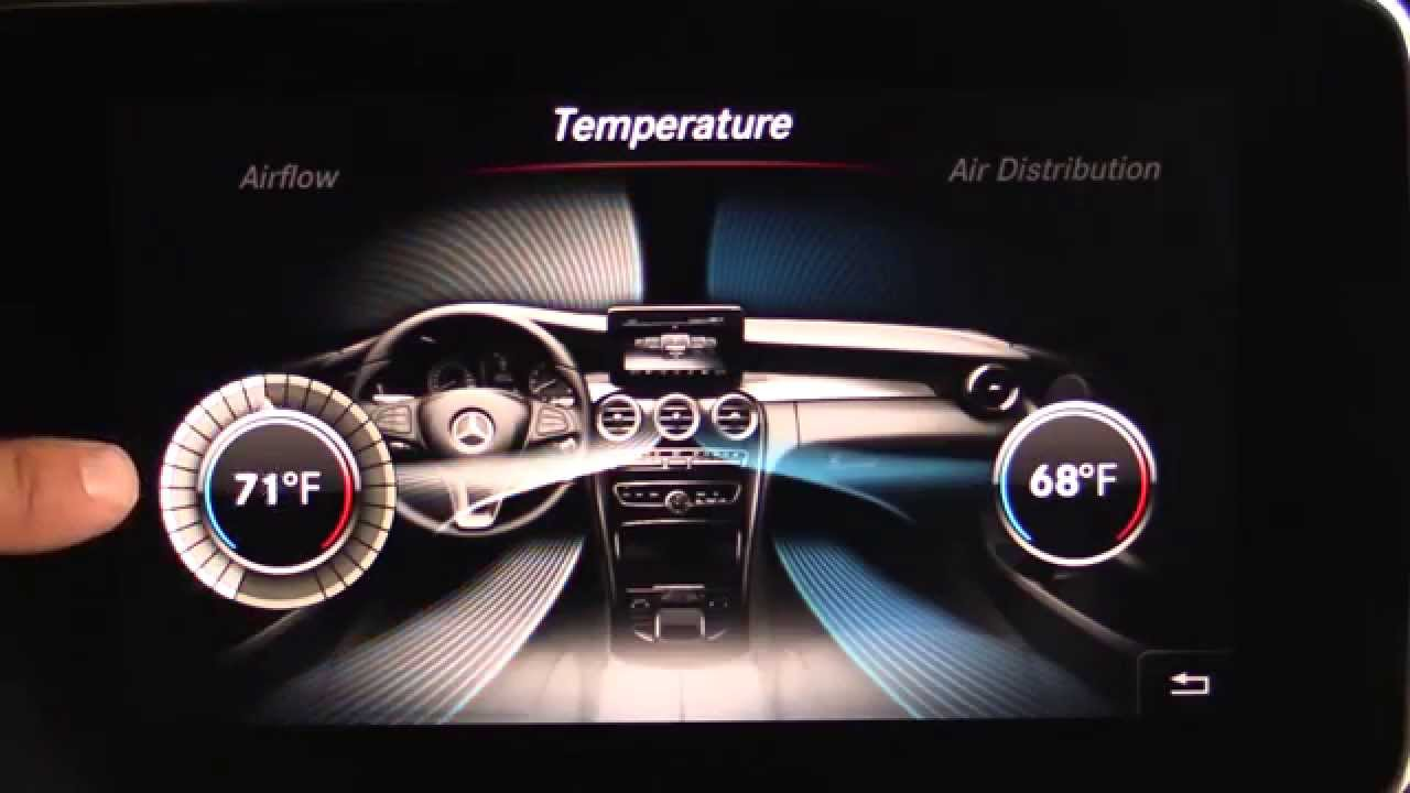 2015 Mercedes COMAND Infotainment System Detailed Review ...