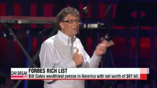 400 richest Americans now worth $2.3 TRILLION!